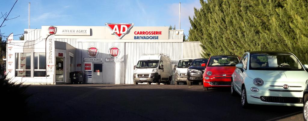 Carrosserie Brivadoise